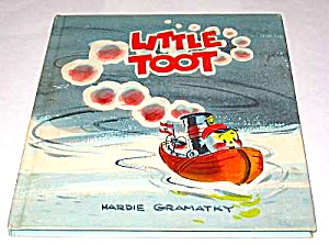 Little Toot Childrens Book About A Tugboat