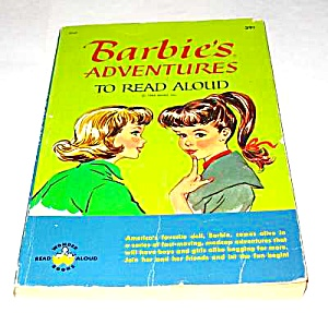 Barbie's Adventures To Read Aloud Book