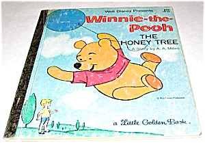 WINNIE-THE-POOH The Honey Tree - Little Golden Book (Image1)