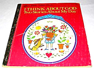 I Think About God - 2 Stories About My Day - Lgb