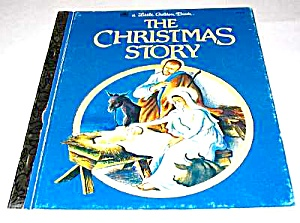 Christmas Story - Little Golden Book
