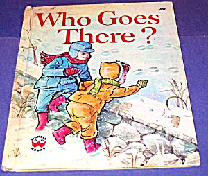Who Goes There? Wonder Book