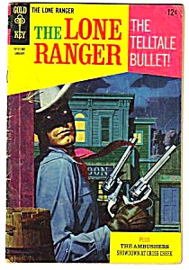 1968 THE LONE RANGER Comic Book (Image1)