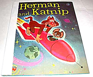 Herman And Katnip Wonder Book