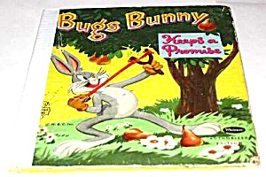 BUGS BUNNY KEEPS A PROMISE Tell-A-Tale Book (Image1)