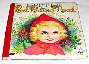 LITTLE RED RIDING HOOD Tell-A-Tale Book (Image1)