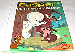 Casper The Friendly Ghost Wonder Book #761