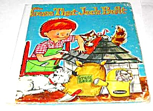 HOUSE THAT JACK BUILT Tell-A-Tale Book (Image1)