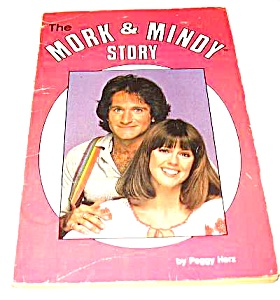 The MORK & MINDY Story Book (Image1)