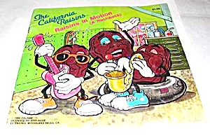 California Raisins - Raisins In Motion Book
