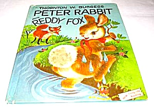 Peter Rabbit And Reddy Fox Wonder Book #611