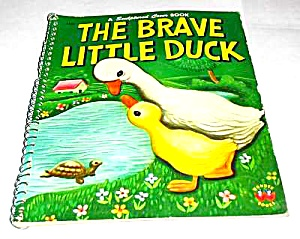 The Brave Little Duck Wonder Book 1953