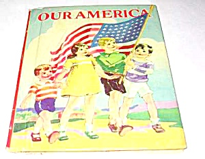 OUR AMERICA - Little Color Classics Childrens Book (Image1)
