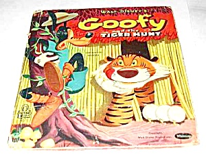 GOOFY TIGER HUNT  Tell-A-Tale Book (Image1)