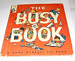 BUSY BOOK Elf Childrens Book #8402 (Image1)