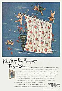 1944 WARTIME/Military Theme Parachutes Ad (Image1)