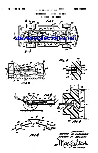 Patent Art: 1960s UndercarriageToy Vehicle (Image1)
