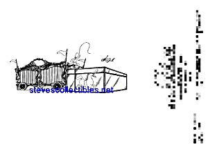 Patent Art: 1920s Elephant Clock
