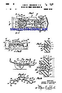 Patent Art: 1970 Hot Wheels Diecast Car Toy (Image1)