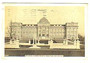 1933 BRONX BOTANICAL GARDEN, New York Postcard (Image1)