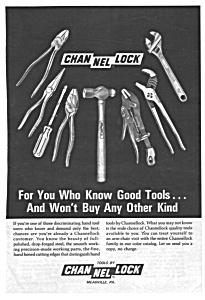 1967 CHANNEL LOCK TOOL Ad (Image1)