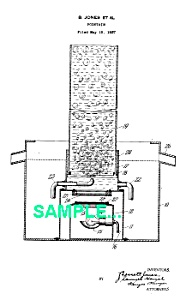 Patent Art: 1939 NY WORLDS FAIR FOUNTAIN (Image1)