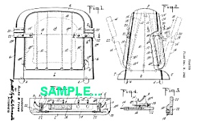 Patent: 1940s Manning Bowman Toaster