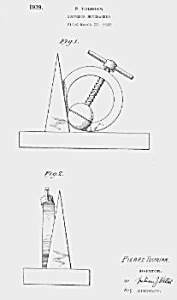 Patent Art: 1939 NY WORLDS FAIR NUTCRACKER (Image1)