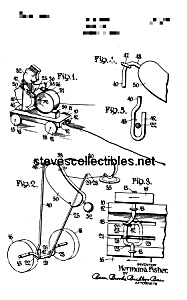 Patent Art: 1930s BLACKIE DRUMMER Fisher Price Toy (Image1)