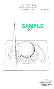 Patent Art: 1939 NY WORLDS FAIR Trylon Perisphere (Image1)