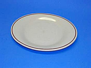 Syracuse China Restaurantware Oval Dish (Image1)