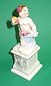 Occupied Japan Large Porcelain NUDE FIGURINE (Image1)