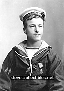 Vintage HANDSOME SAILOR BOY Photo-GAY INTEREST (Image1)