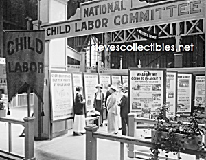 1915 PANAMA-PACIFIC EXPO - CHILD LABOR COMMITTEE Photo (Image1)