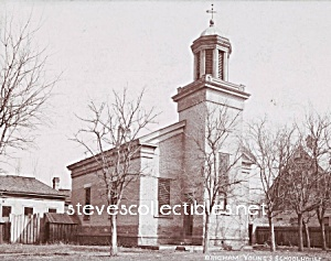 c.1900 Brigham Young Schoolhouse SALT LAKE CITY UTAH (Image1)