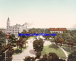 c.1902 CAPITOL SQUARE, Richmond, Virginia Photo - 8x10 (Image1)