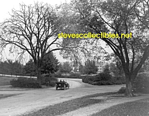 c.1914 BOSTON, MASS Arborway - Photo - 8 x 10 (Image1)