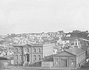 c.1855 SAN FRANCISCO, CAL. R. C. Orphan Asylum Photo (Image1)