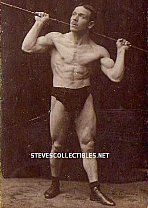 Early HOT MUSCLE MAN Photo - GAY INT (Image1)