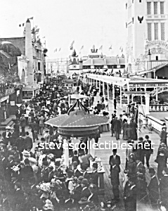 C.1910 Dreamland, Coney Island, Ny - Photo - 8 X 10