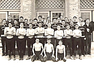 Early SHIRTLESS Young Male TEAM Photo - GAY INTEREST (Image1)