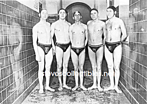 c.1920 MALE SWIM TEAM Photo - GAY INTEREST (Image1)