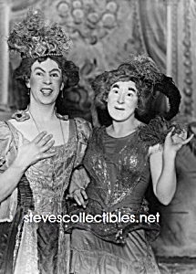 Vintage 2 MEN IN DRAG Photo - GAY INTEREST (Image1)