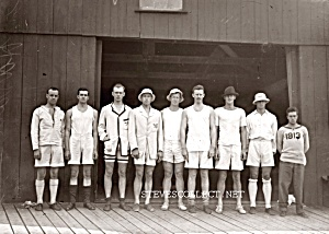 c.1911 YALE CREW Hot Team Photo - GAY INTEREST (Image1)