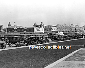 1922 ASBURY PARK - COCA COLA Advertising Photo A (Image1)