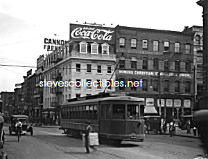 c.1922 COCA COLA Advertising -TEMPERANCE MOVEMENT Photo (Image1)