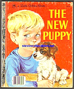 The New Puppy Little Golden Book