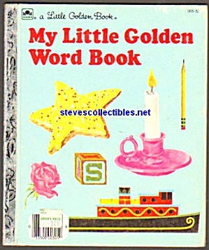 My Little Golden Word Book