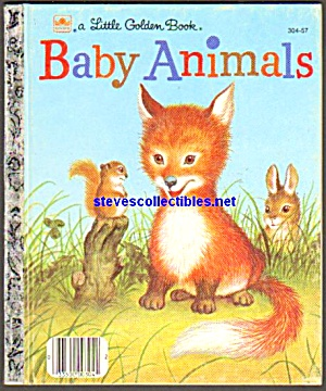 BABY ANIMALS - Little Golden Book (Image1)