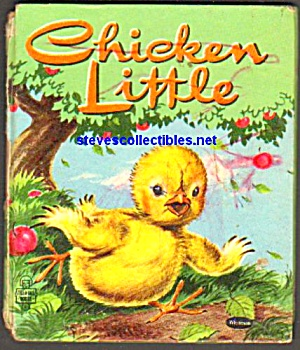 CHICKEN LITTLE Tell A Tale Book (Image1)